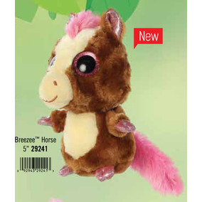 Caballo Potro Pony Yoohoo Bebe Peluche Aurora Juguete 20 Cm