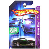Hot Wheels 2006 Motown Metal 1970 Chevrolet Chevy Chevelle