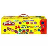 Plastilina Play Doh Hasbro, 24 Pack. Nuevo, Original