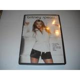 Britney Spears - Live And More! Dvd Original Usado