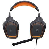 Logitech Audifonos Gamer Diadema G231 Prodigy Ps4 Xbox Pc