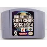 International Superstar Soccer 64 - Futebol Nintendo 64