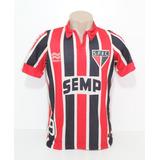 Camisa Original São Paulo Raízes 2013 Away #9