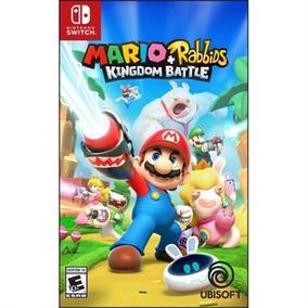 Mario + Rabbids Kingdom Battle - Switch - Frete Grátis!
