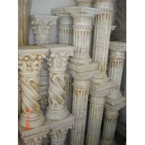 Columnas De Leca , Cemento Y Yeso Desde 40cm A 1 Metro