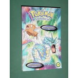 Pokemon Postcard Nintendo # 69 Magikarp Gyarados Agua Volar