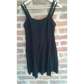 Vestido Negro Corto Noche,fiesta ,ideal Adolescente.rebajado