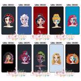 Capa Capinha Celular Princesa Princesas Disney Galaxy