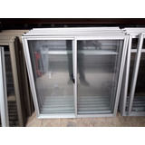 Ventana Aluminio 1.0 X1.0 Linea L-4000