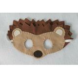 Máscara De Animais Da Floresta