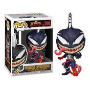 Funko Pop! Marvel - Venomized Capitan Marvel #599