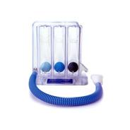 Ejercitador Pulmonar Triflo Con 3 Pelotitas
