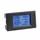 Medidor De Voltaje Multímetro Baterías Panel Solar 6 5 100v