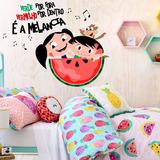 Adesivo Decorativo Show Da Luna Melancia (077x100)cm