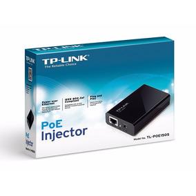 Adaptador Tp-link Inyector Poe Tl-poe150s Hasta 100 Metros