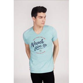 Remera Manga Corta Rever Pass Oficial V Never Give Up R8s