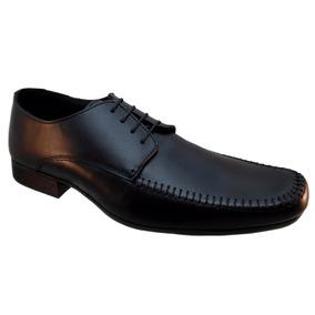 Zapato De Vestir Diego Rossetti Piel Negro Est 10406