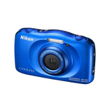 Camara Nikon 26516 W100 Sumergible Anti Shock Envío Gratis!!