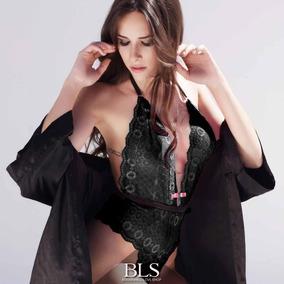 Body Tul Ropa Interior Femenina Body Mujer Lenceria Amanti. 1 vendido · Body  Sexitive Negro Roses - Lenceria Femenina Boomshell e7249a37351f