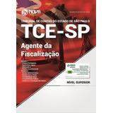 Apostila Tce Sp 2017 - Agente Da Fiscalização