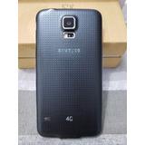 Samsung Galaxy S5 4g Completo Y Libre + Cable Mhl Hdmi Tv!!