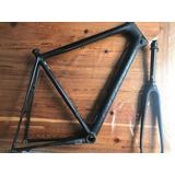 Bicicleta Cuadro De Ruta Cannondale Supersix Evo Hi Mod 58