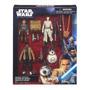 Set Figuras Star Wars The Force Awakens 3.75-inch - Nuevo!!!