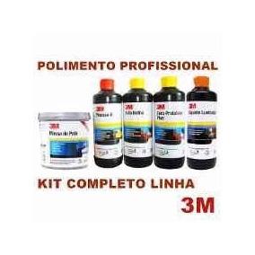 Kit Polimento + Espelhamento 3m Brinde Toalha Mágica