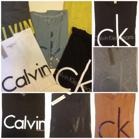 Remeras De Mujer Calvin Klein Originales De Usa