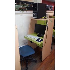 Mueble Box Pc Para Cyber