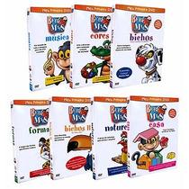 Bebê Mais - Coleção Infantil - 12 Dvds Frete Grátis