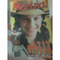 Revista Super Menina - Nº 2 (1997) - Chiquititas - Edt. Acme