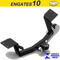 Engate Reboque New Outlander 2015 2016 Fixa