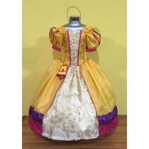 Vestido Disfraz De Princesa Dora La Exploradora.