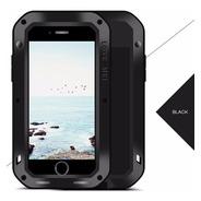 Funda Love Mei iPhone 6 6s 7 8 Plus Armor Carcasa Templado
