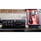 Amplificador Para Autoparlante Show Sa-450ar