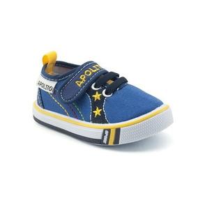 Zapato Casual Deport. Niño Tallas 20 Al 24