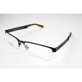 Óculos De Grau Hugo Boss Masculino Boss0565 Metal Marrom 31709540b5