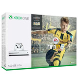 Consola Xbox One S 500gb 4k Ultra Hd + Joystick + Juego