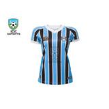 af9c6c748a Uniformes Futebol Azul E Preto Gremio - Camisas de Times Brasileiros ...