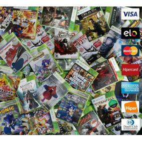 Jogos Xbox 360 Originais Novos E Usados - Preços Diferentes