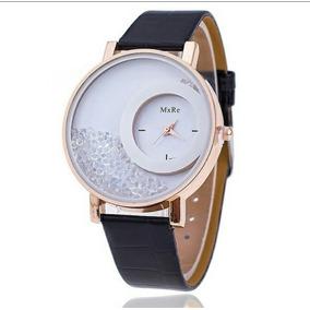 Relógio De Pulso Importado Quartz Com Caixa