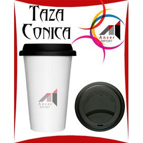 Vaso Conico Tapa Anti-derrame Sublimar, Estampar, Al Mayor