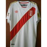 Camiseta De Perú - Selección Peruana - Mundial Rusia 2018