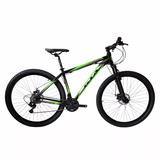 Bicicleta Aro 29 Gta Freio A Disco 21v Shimano Tam 17 18 20