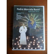 Dvd Padre Marcelo Rossi - Ágape (frete 10,00) Novo