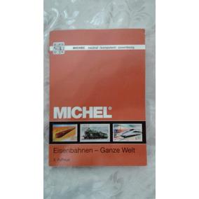 Catálogo De Selos Trens E Ferrovias Michel