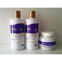 Hidratage Kit Matizador Violeta 400ml C/ Másc Hidrat 250g