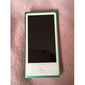 Ipod Nano, 16gb, Verde