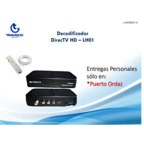 Decodificador Directv Lh01 - 0 - 100